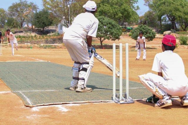 Sujatha School Cricket Ground